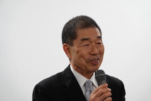 元厚生大臣 藤本孝雄先生